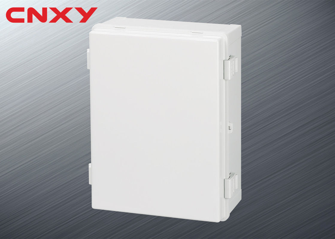 Dustproof Electrical Distribution Box , Cable Connection Box Easy Installation